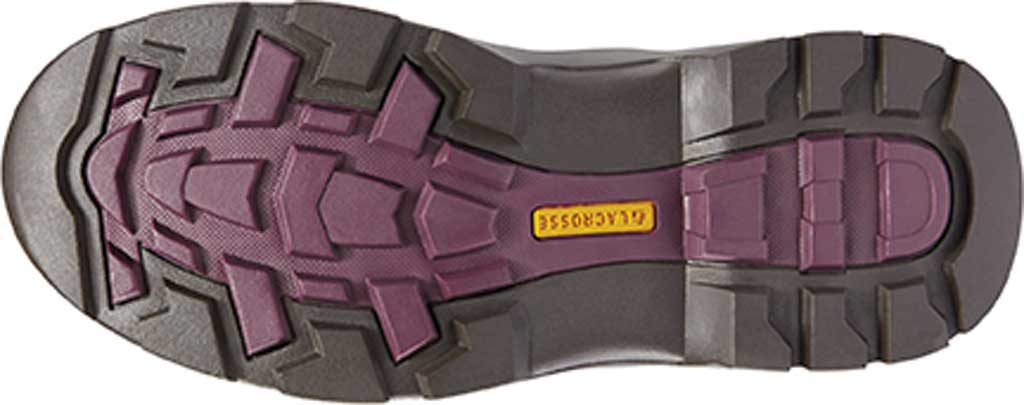 """Women's LaCrosse Alpha Thermal 14"""" 7mm Boot, Chocolate/Plum Rubber/Neoprene, large, image 2"""