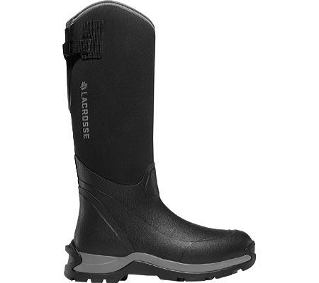 "Men's LaCrosse Alpha Thermal 16"" 7mm Boot, Black Neoprene, large, image 1"