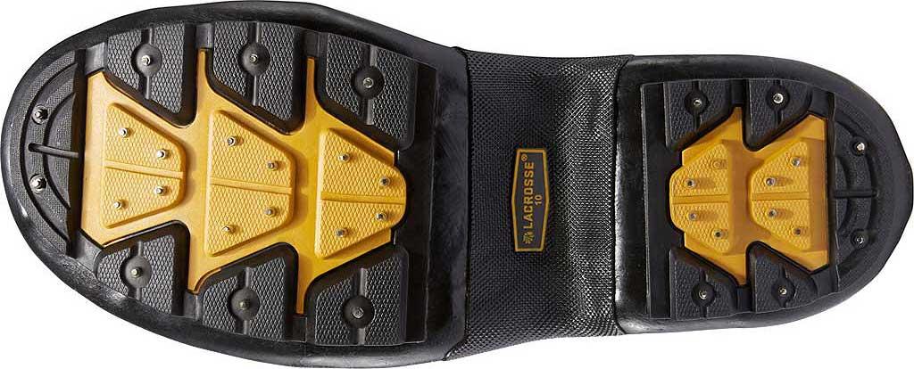 "Men's LaCrosse 5"" Studded Overshoe Work Boot, Black, large, image 2"