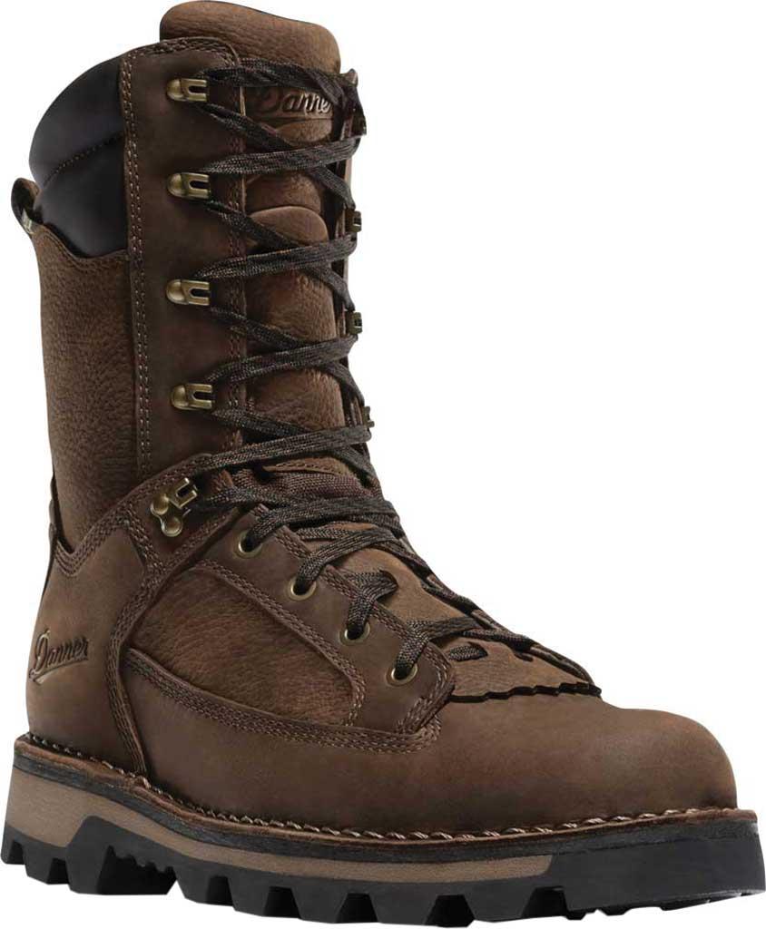 """Men's Danner Powderhorn 10"""" 1000G Mid Calf Boot, Brown Full Grain Leather, large, image 1"""