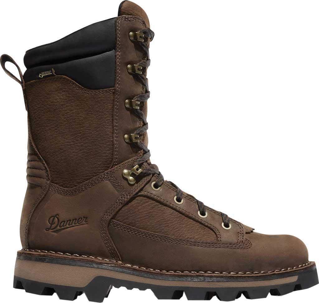 """Men's Danner Powderhorn 10"""" 1000G Mid Calf Boot, Brown Full Grain Leather, large, image 2"""