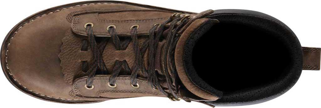 """Men's Danner Powderhorn 10"""" 1000G Mid Calf Boot, Brown Full Grain Leather, large, image 4"""