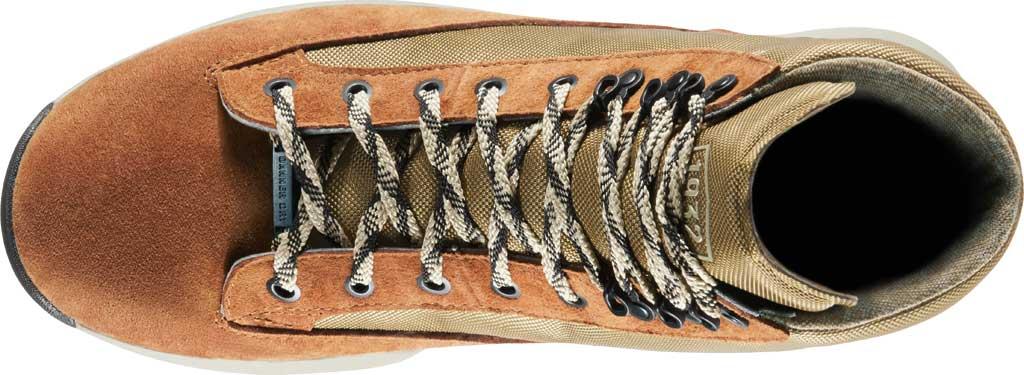 """Men's Danner Explorer 650 6"""" Hiking Boot, Brown/Olive Suede/Nylon, large, image 4"""