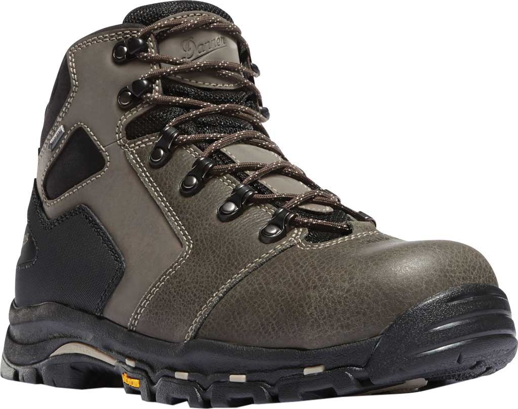 "Men's Danner Vicious 4.5"" GORE-TEX Non Metallic Toe Work Boot, Slate/Black Leather, large, image 1"