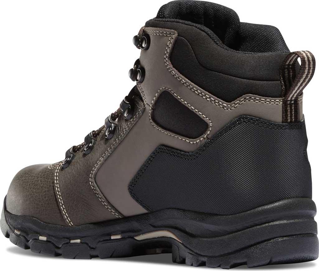"Men's Danner Vicious 4.5"" GORE-TEX Non Metallic Toe Work Boot, Slate/Black Leather, large, image 3"