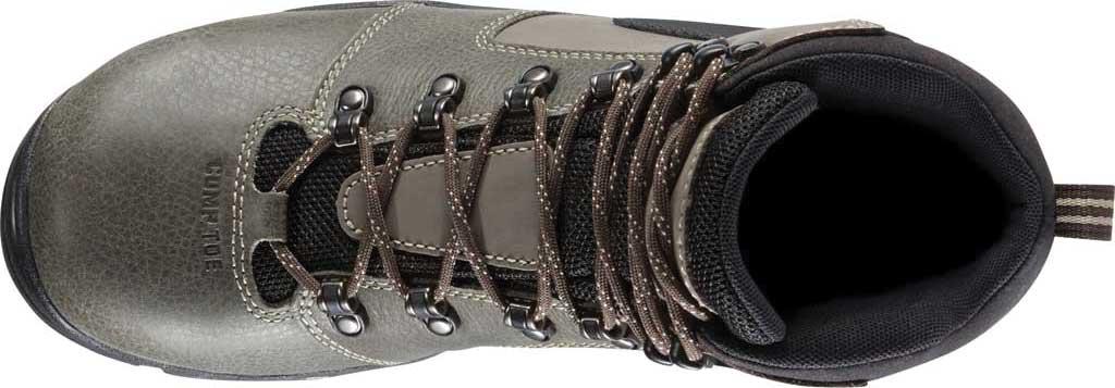 "Men's Danner Vicious 4.5"" GORE-TEX Non Metallic Toe Work Boot, Slate/Black Leather, large, image 4"