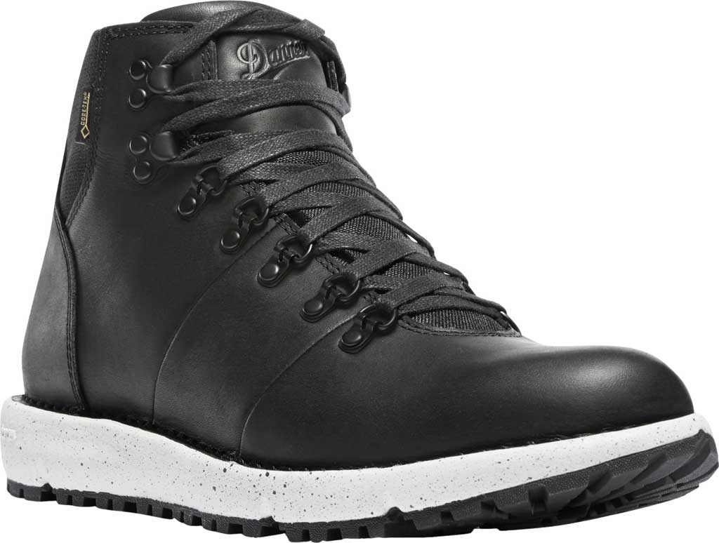 Men's Danner Vertigo 917 GORE-TEX Hiking Boot, Black Full Grain Leather, large, image 1