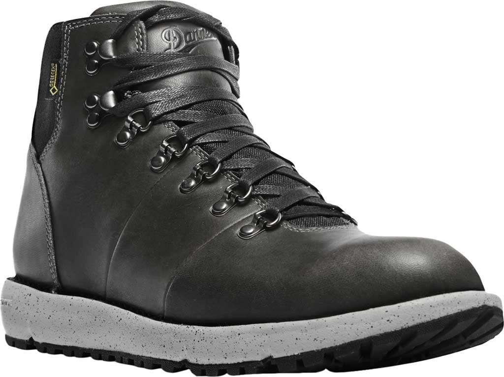 Men's Danner Vertigo 917 GORE-TEX Hiking Boot, Dark Gray Full Grain Leather, large, image 1