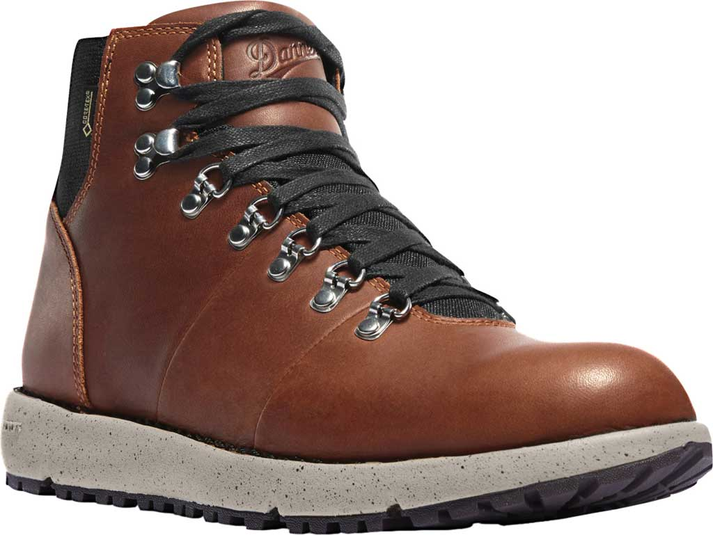 Men's Danner Vertigo 917 GORE-TEX Hiking Boot, Light Brown Full Grain Leather, large, image 1