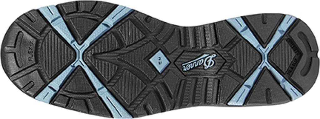 "Women's Danner Springfield 3"" Non-Metallic Toe Work Boot, Gray/Blue Nubuck/Mesh, large, image 2"