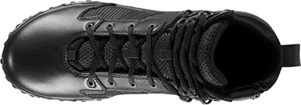 "Men's Danner Scorch Side Zip 8"" Tactical Boot, Black Leather/Textile, large, image 3"
