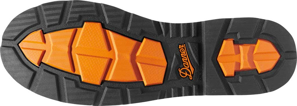 "Men's Danner Trakwelt Wellington 11"" Work Boot, Brown Full Grain Leather, large, image 2"