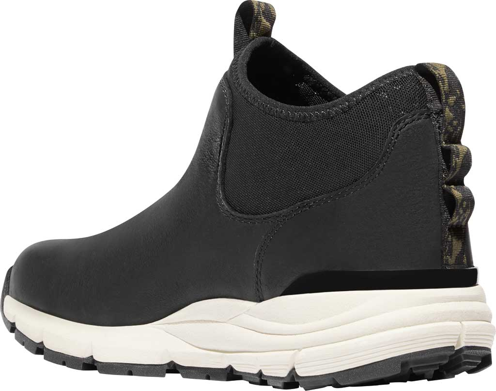 Men's Danner Mountain 600 Chelsea Boot, Java/Forest Green Suede, large, image 3