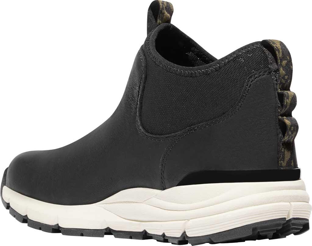 Men's Danner Mountain 600 Chelsea Boot, Black Full Grain Leather, large, image 3