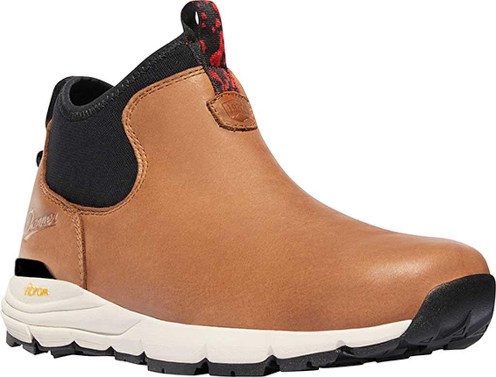Men's Danner Mountain 600 Chelsea Boot, Saddle Tan Full Grain Leather, large, image 1