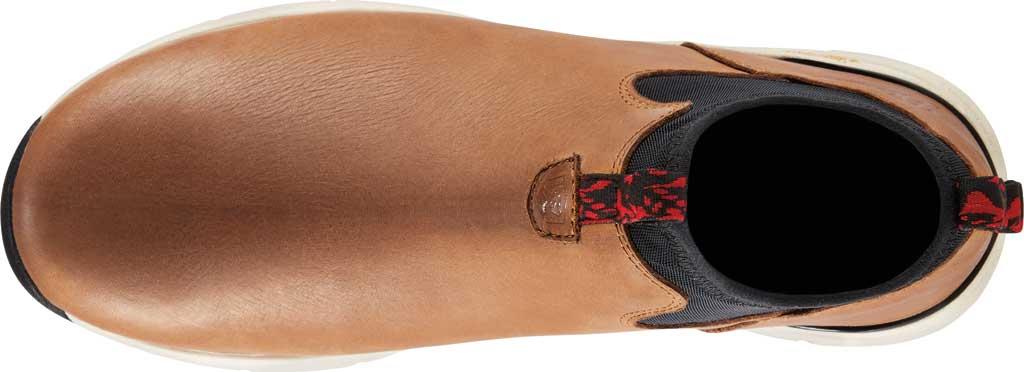 Men's Danner Mountain 600 Chelsea Boot, Saddle Tan Full Grain Leather, large, image 4