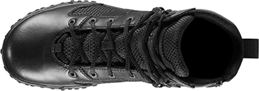 "Men's Danner Scorch Side Zip 6"" Tactical Boot, Black Leather/Textile, large, image 3"