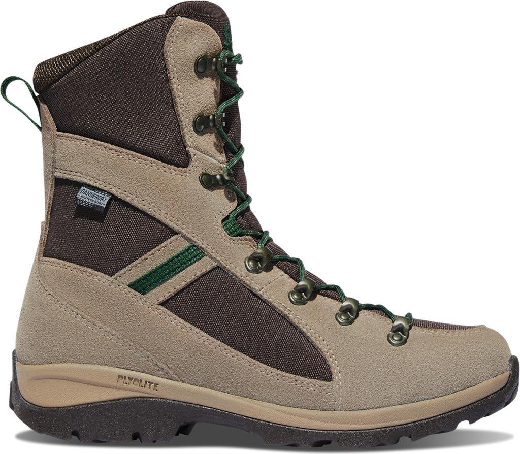 "Women's Danner Wayfinder 8"" Hiking Boot, Brown Suede/Nylon, large, image 2"