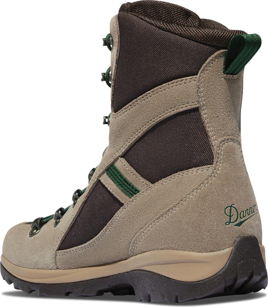 "Women's Danner Wayfinder 8"" Hiking Boot, Brown Suede/Nylon, large, image 3"