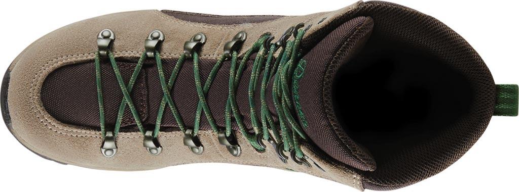 "Women's Danner Wayfinder 8"" Hiking Boot, Brown Suede/Nylon, large, image 4"