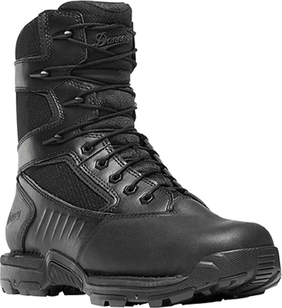 "Men's Danner StrikerBolt 8"" GTX Tactical Boot, Black Leather/Nylon, large, image 1"