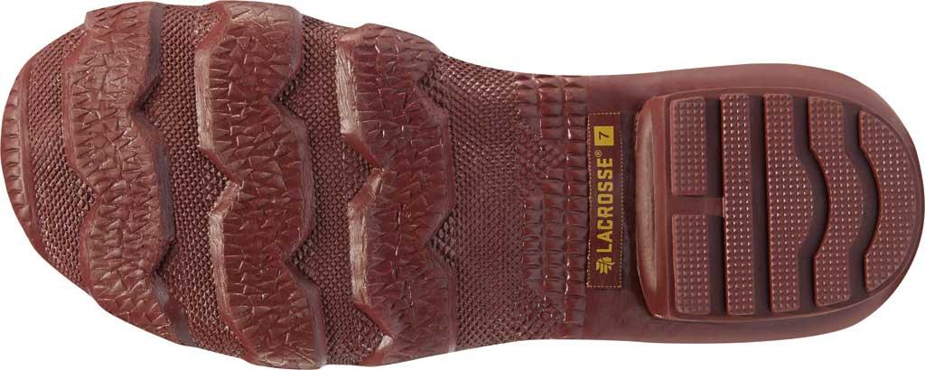 "Women's LaCrosse Grange 5"" Chelsea Boot, Brick Red Rubber, large, image 2"