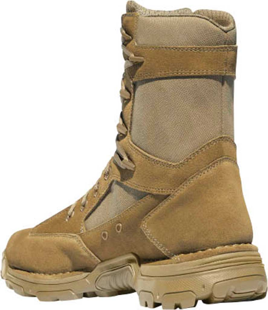 """Men's Danner Incursion 8"""" Military Boot, Coyote Suede/Nylon, large, image 3"""