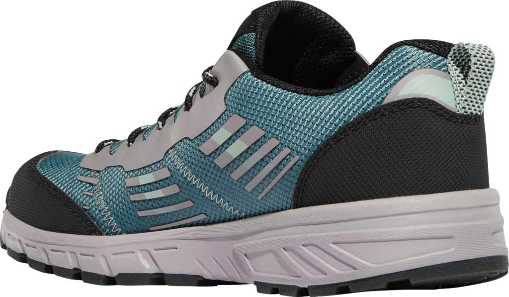 "Women's Danner Run Time 3"" Non-Metallic Toe Work Boot, Teal Textile, large, image 3"