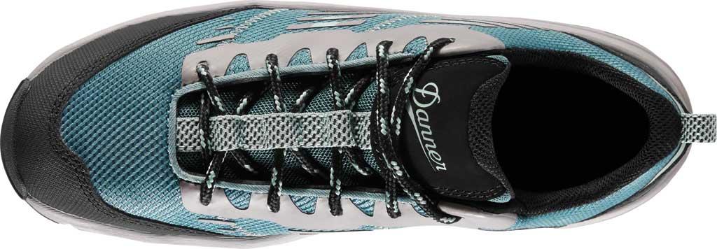 "Women's Danner Run Time 3"" Non-Metallic Toe Work Boot, Teal Textile, large, image 4"