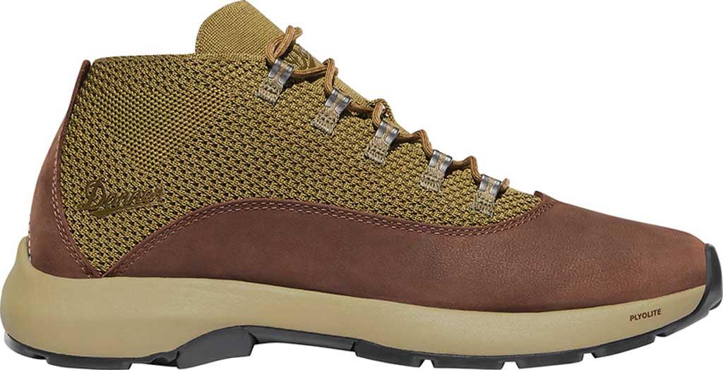 Men's Danner Caprine Hiking Boot, Olive/Pinecone Nubuck/Textile, large, image 2