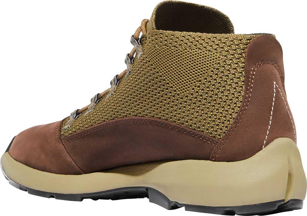 Men's Danner Caprine Hiking Boot, Olive/Pinecone Nubuck/Textile, large, image 3