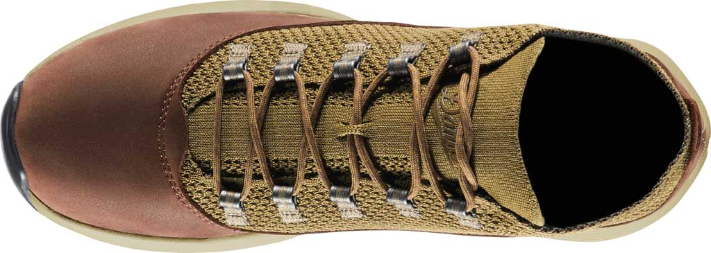 Men's Danner Caprine Hiking Boot, Olive/Pinecone Nubuck/Textile, large, image 4