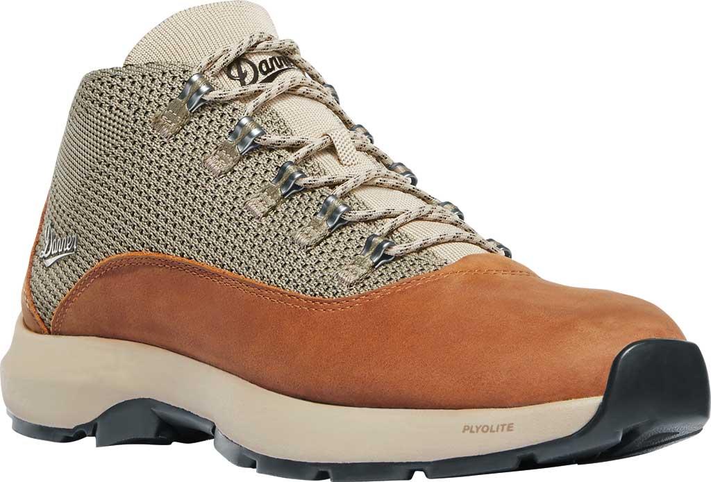 Men's Danner Caprine Hiking Boot, Taupe/Glazed Ginger Nubuck/Textile, large, image 1