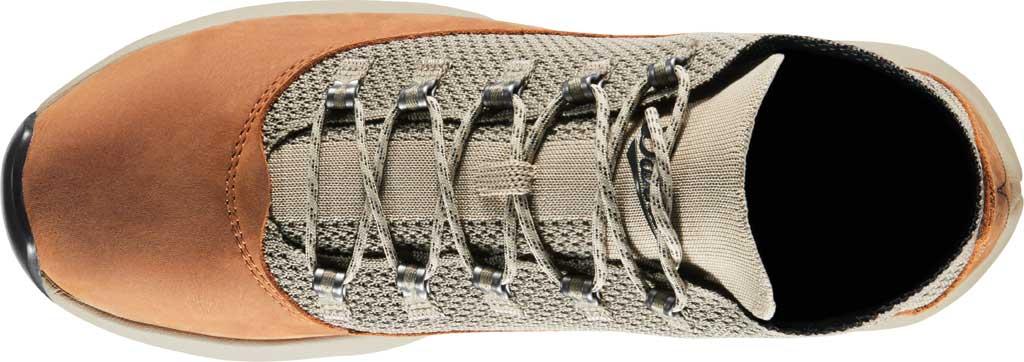Men's Danner Caprine Hiking Boot, Taupe/Glazed Ginger Nubuck/Textile, large, image 4