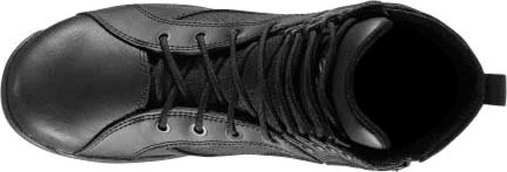 """Women's Danner Prowess Side-Zip 8"""" Military Boot, Black Leather/Nylon, large, image 4"""