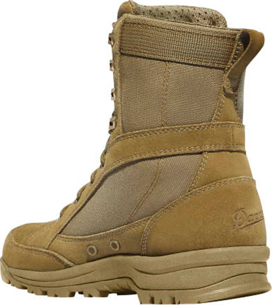 "Women's Danner Prowess 8"" Military Boot, Coyote Suede/Nylon, large, image 3"