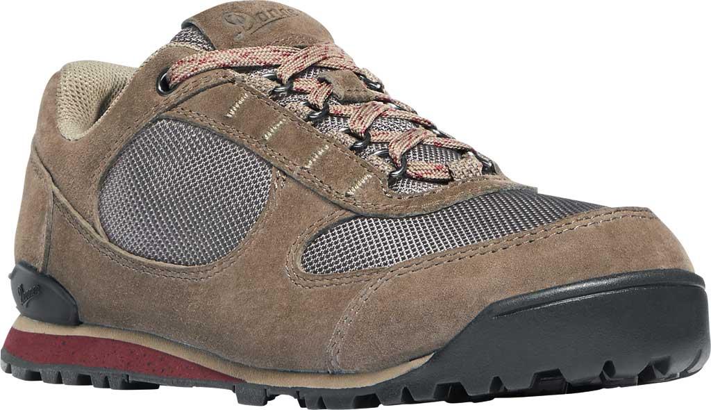 Women's Danner Jag Low Hiking Shoe, Chocolate Chip Nubuck/Nylon, large, image 1