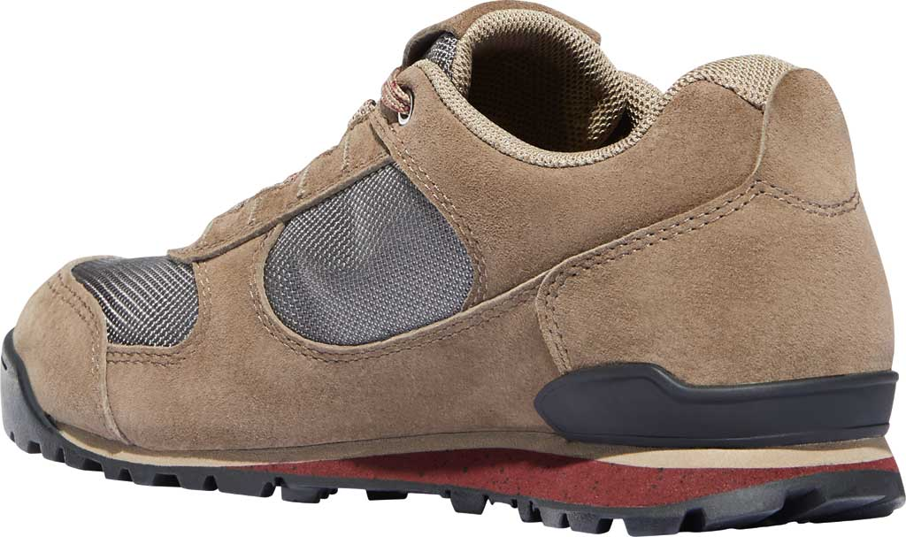 Women's Danner Jag Low Hiking Shoe, Chocolate Chip Nubuck/Nylon, large, image 3