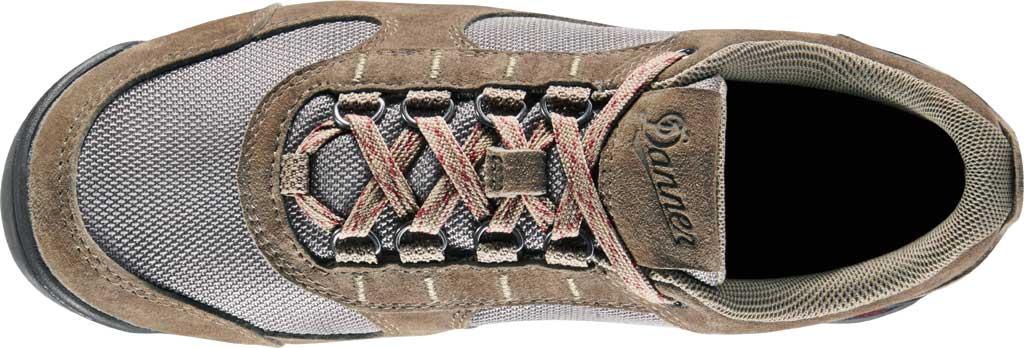 Women's Danner Jag Low Hiking Shoe, Chocolate Chip Nubuck/Nylon, large, image 4