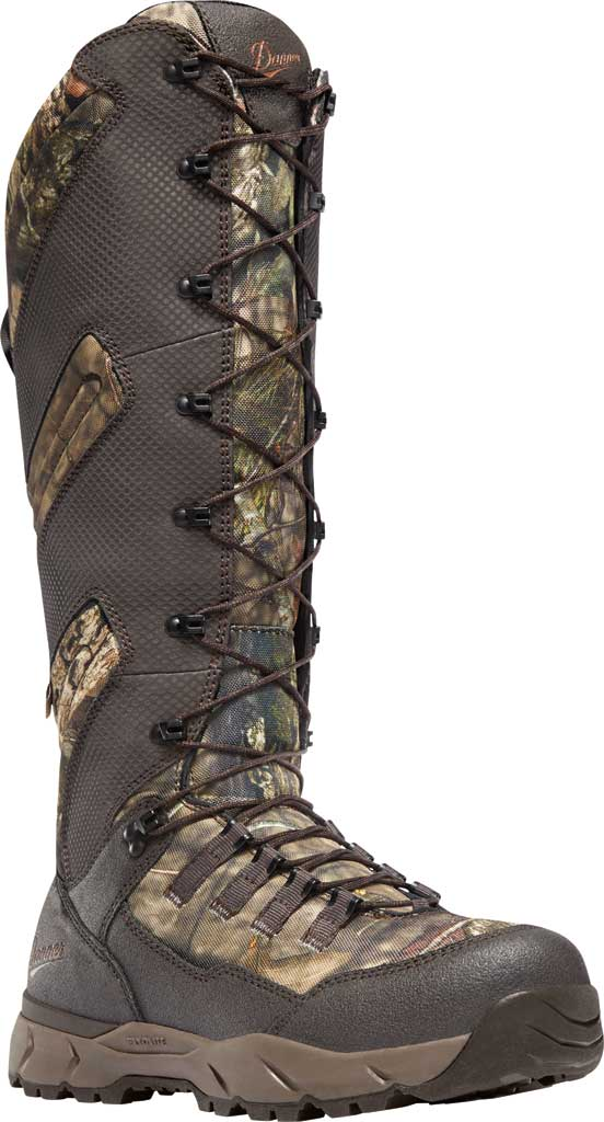 "Men's Danner Vital Snake 17"" Hunting Boot, Mossy Oak Break-Up Country Leather/Polyester, large, image 1"