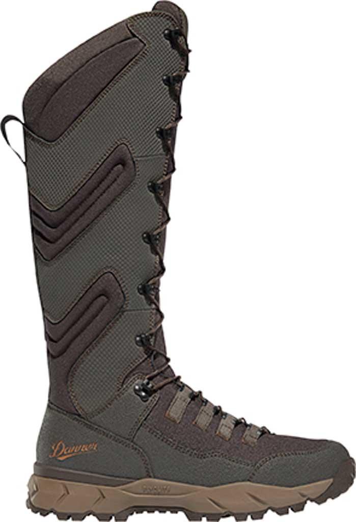 "Men's Danner Vital Snake 17"" Hunting Boot, Brown Leather/Polyester, large, image 2"