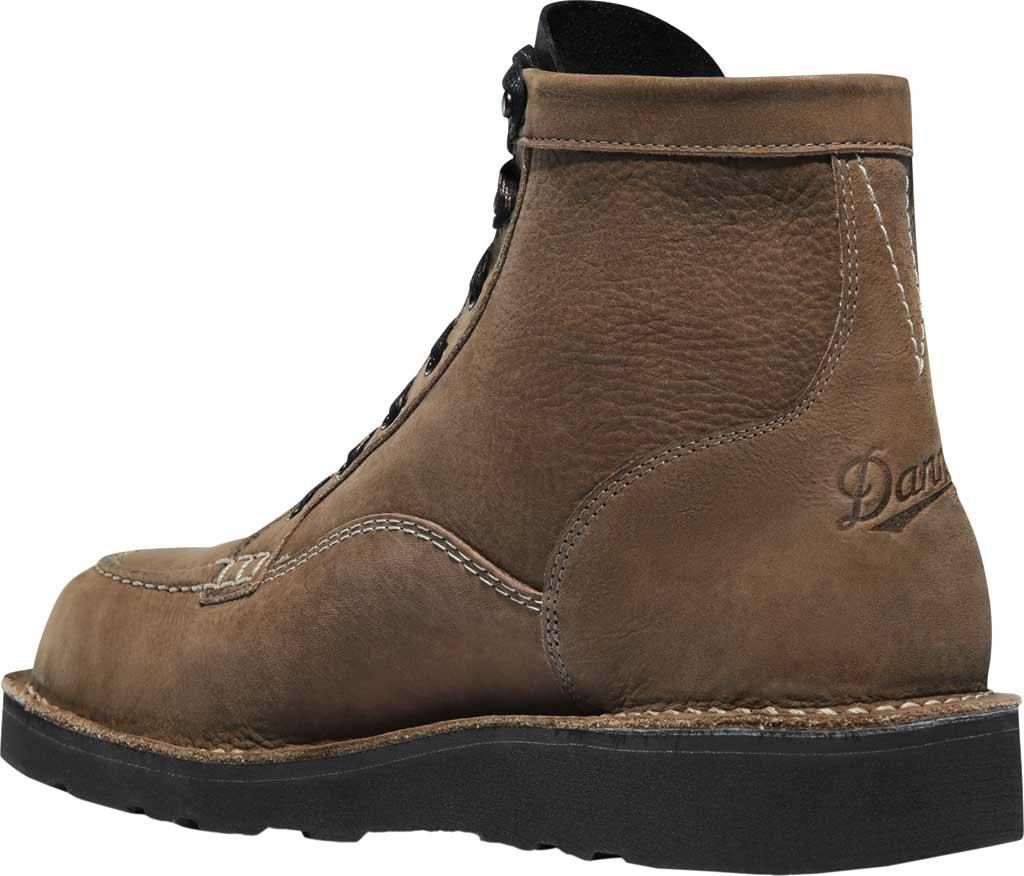 Men's Danner Bull Run Lux Boot, Vintage Sterling Nubuck, large, image 3