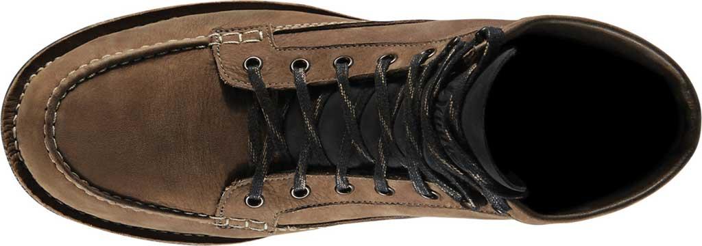 Men's Danner Bull Run Lux Boot, Vintage Sterling Nubuck, large, image 4