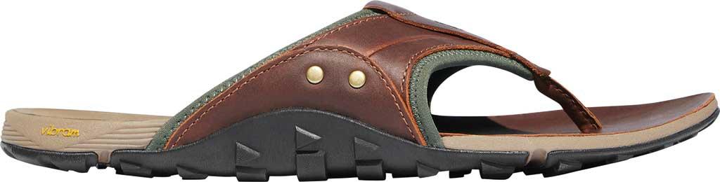 Men's Danner Lost Coast Thong Sandal, Barley Leather/Neoprene, large, image 2