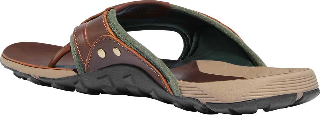 Men's Danner Lost Coast Thong Sandal, Barley Leather/Neoprene, large, image 3