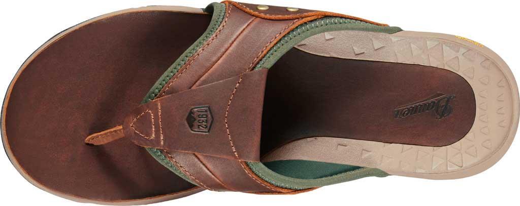 Men's Danner Lost Coast Thong Sandal, Barley Leather/Neoprene, large, image 4