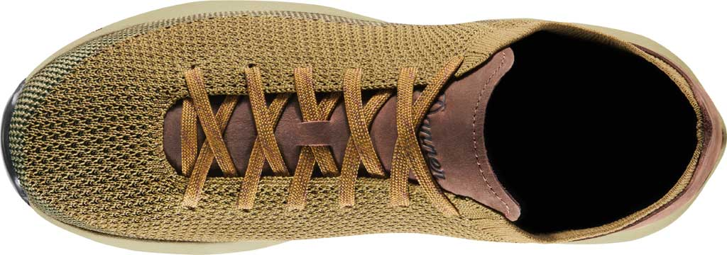 Men's Danner Caprine Low Hiking Shoe, Olive/Pinecone Nubuck/Textile, large, image 4