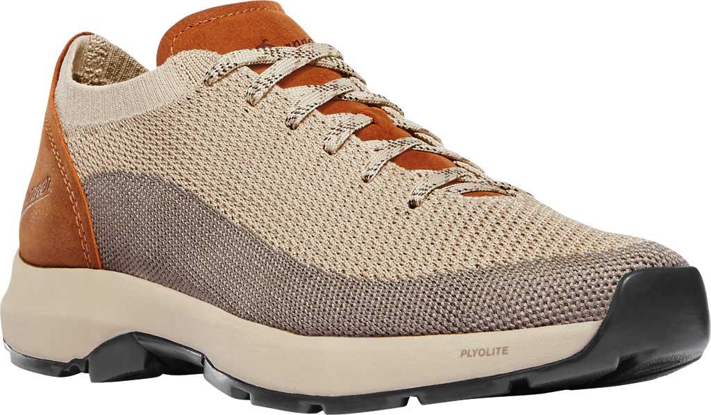 Men's Danner Caprine Low Hiking Shoe, Taupe/Glazed Ginger Nubuck/Textile, large, image 1