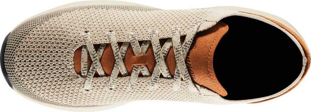 Men's Danner Caprine Low Hiking Shoe, Taupe/Glazed Ginger Nubuck/Textile, large, image 4