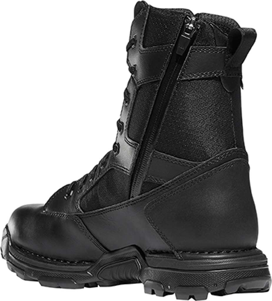 "Men's Danner StrikerBolt Side-Zip 8"" Military Boot, Black Leather/Nylon, large, image 3"